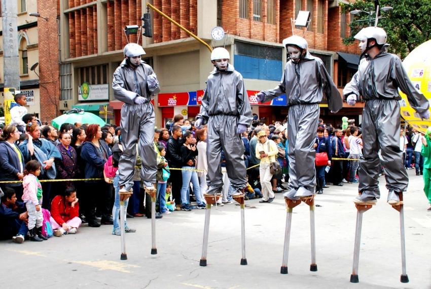 Carnaval De Bogotá