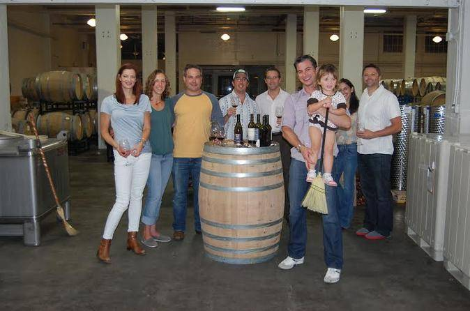 Private Urban Wineries Tour Of San Francisco