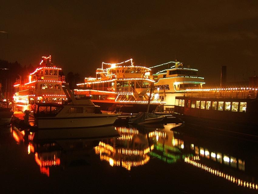 Carol Ships Parade Of Lights