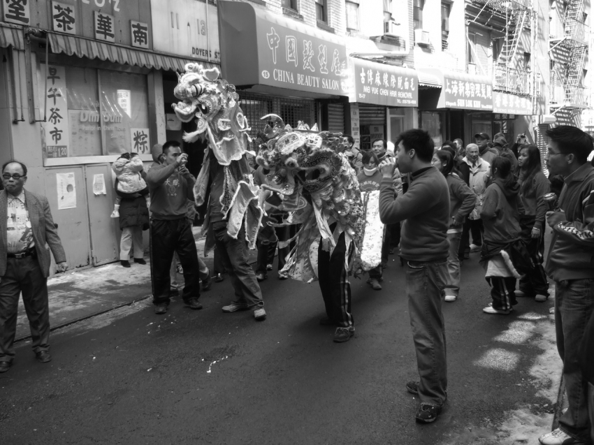 Chinatown Lunar New Year Parade & Festival