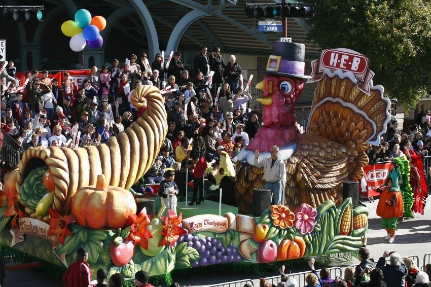 H-E-B Holiday Parade
